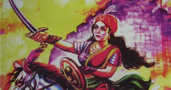 jhalkaribai