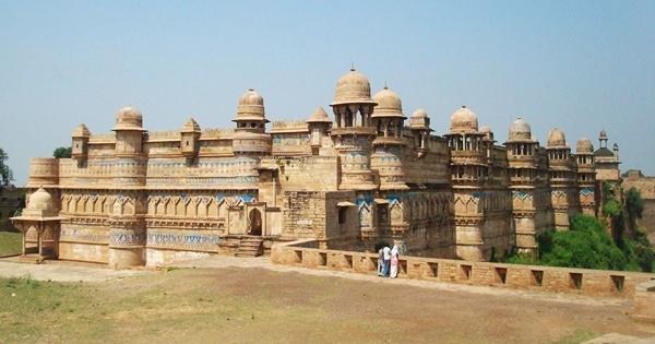 Gwalior Fort Madhya Pradesh