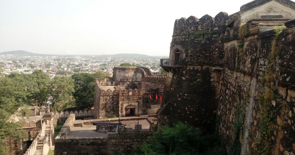 Ganesh Temple, Jhansi Fort