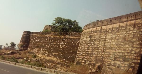 Rani Lakshmibai Fort