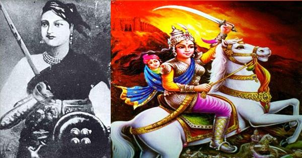 story of jhansi rani lakshmi bai