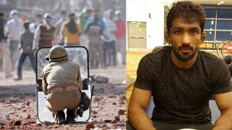 Yogeshwar Dutt's opinion on stone pelters