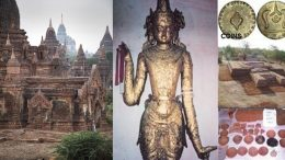 Burma owes its roots to Hindu origin and India. Archaeological excavations and lifestyle prove the fact.