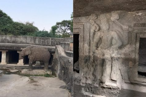 Shivleni Caves, a Site Ravaged by Humans and Forces of Nature