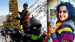 Vidhi Malla Ohri, solo biker from Leh to Delhi and back