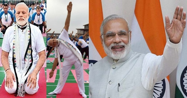 Yog Narendra Modi