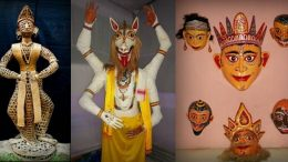 Mask culture of Assam
