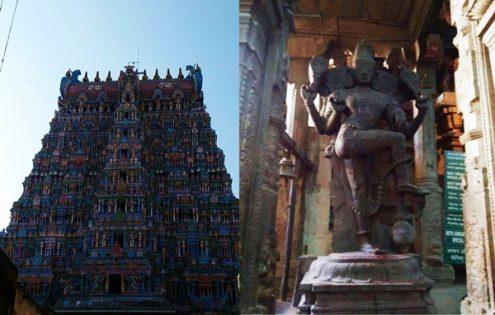 Meenakshi Temple of Madurai