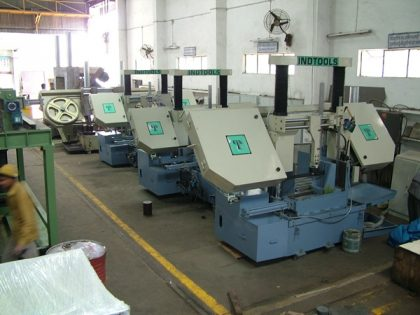 ITL Industries Band Saw Assembly Hall