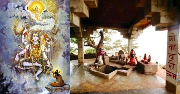 Godavari Lord Shiv Dakshin Ganga
