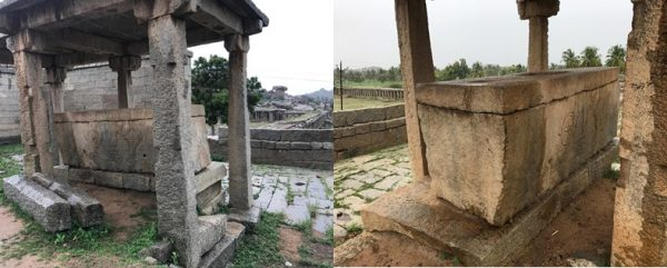 16th Century Hampi Ruins