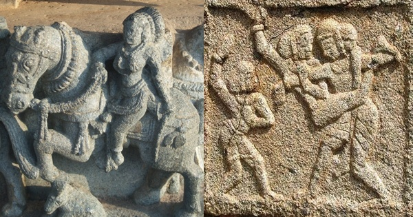 Indian women from ancient to present