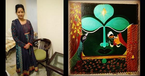 Upma Rastogi Paintings
