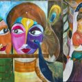 Paintings by Upma Rastogi