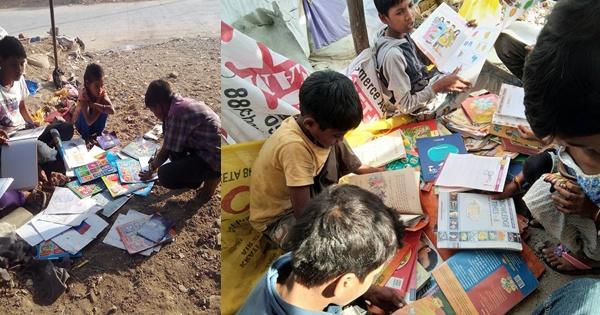 Gurvinder Singh slum kids