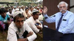 Myanmar Rohingya Muslims issue