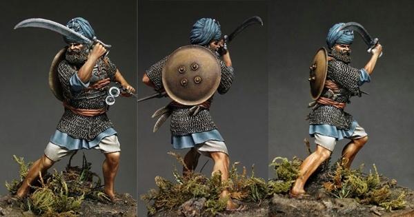 Gurudev Nidar Singh Figurines