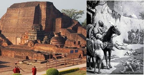 Bakhtiyar Khilji Nalanda University