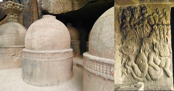 Bhaje Cave Temples Lonavala