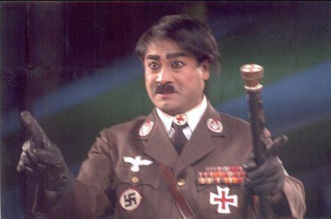 Hitler Shumang Lila