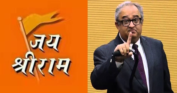 Jai Shri Ram opinion by Tarek Fatah