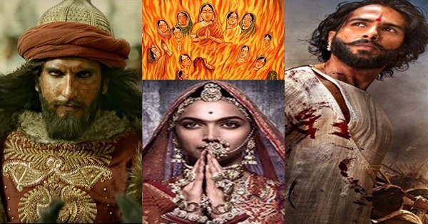 Padmavati movie by Bhansali