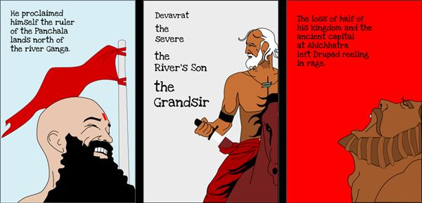 Somdip Datta Mahabharata