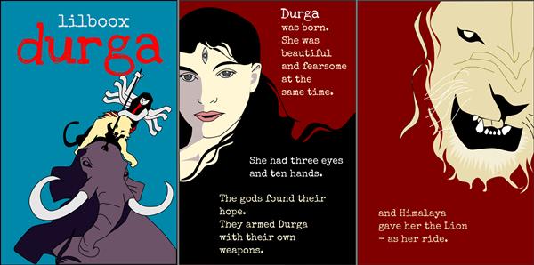 Somdip Datta book Durga