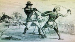 Gurjars, Revolt of 1824