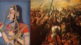 Jalore Rajput war and Firoza