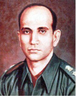 Lt Col AB Tarapore