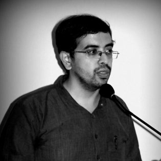 Author Nithin Sridhar