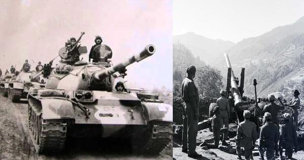 The 1965 war