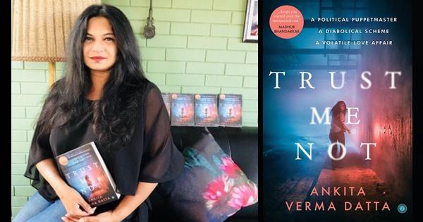 Ankita Verma Datta book Trust me Not