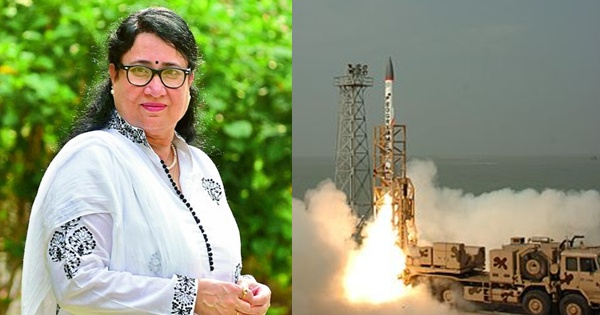 Ballistic Missile and Shashikala Sinha