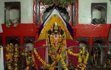 Lonar Vishnu idol