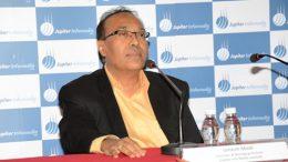 Umesh Modi, CMD, Jupiter Infomedia Ltd.