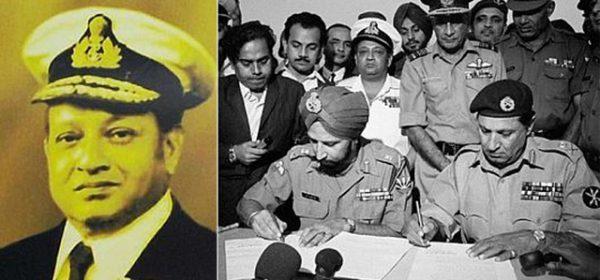 Vice Admiral Krishnan