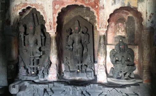 Vishnu Temple Lonar Maharashtra