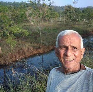 Shridharan DV at pointReturn