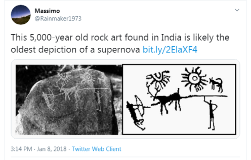 supernova oldest
