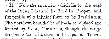 Proper Indians