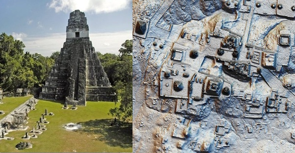 Gene D. Matlock and Mayan Civilization