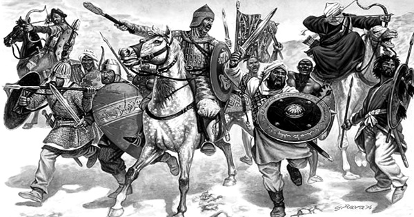 Kamrupa and Bakhtiyar Khilji - representation image