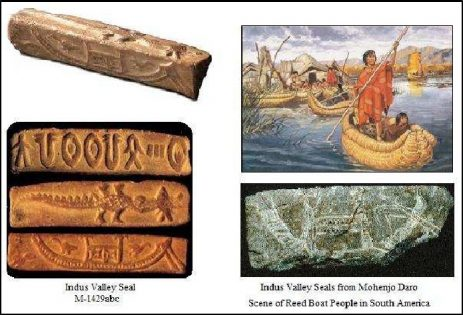 Indus Valley seals migration
