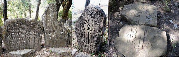 Kawtchhuah Ropui stones