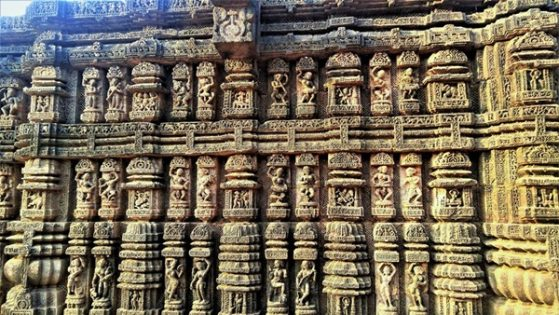 Dance Pavillion - Konark Sun Temple