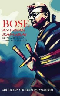 Book on Netaji by GD Bakshi