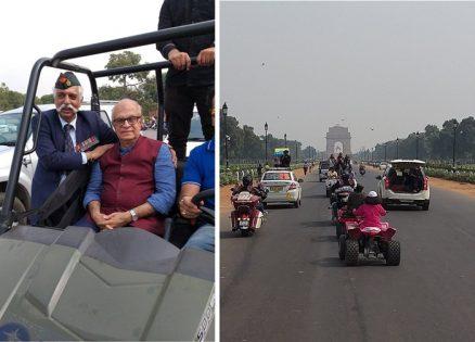 Chalo Dilli Rally