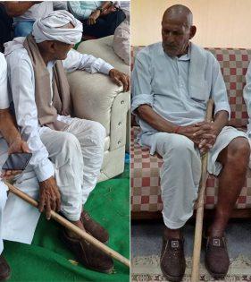 INA Veteran Shri Bhagmal